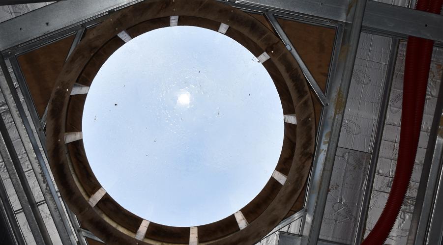 View through the Atrium 2